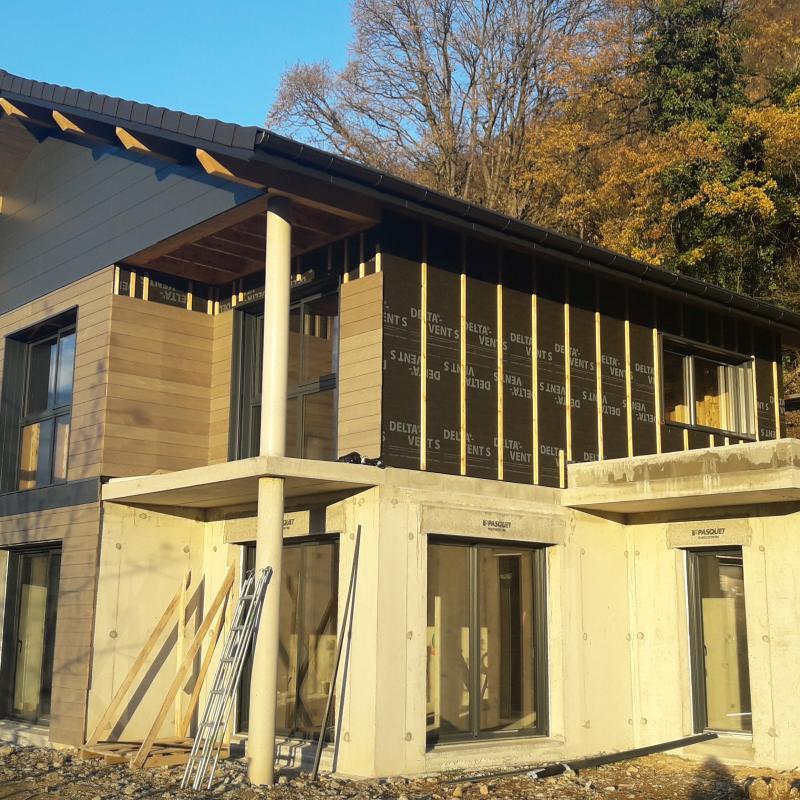 Maison SCMC en VEFA sur ST JEOIRE en Savoie